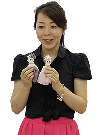 岡村るり子先生